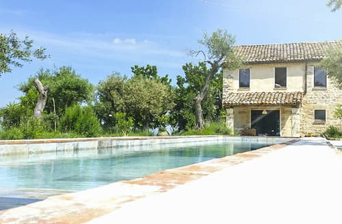 Big Cottages - Splendid Cingoli (Mc) Cottage S115485