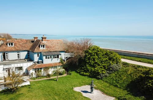 Last Minute Cottages - Beautiful Dymchurch Cottage S59602