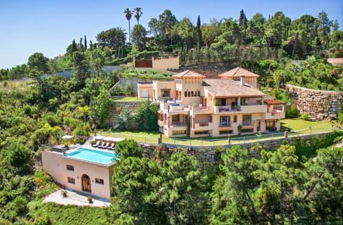 Last Minute Cottages - Villa Hacienda