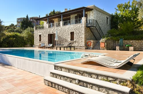 Last Minute Cottages - Villa Kallisto