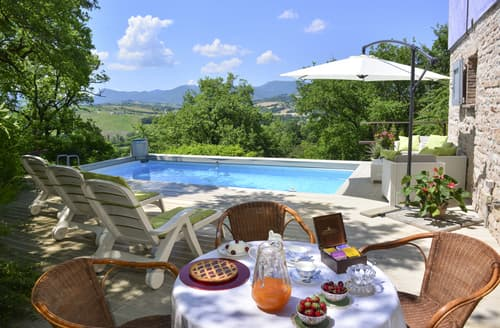 Last Minute Cottages - Charming Fabriano (An) Cottage S115142