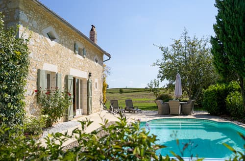 Last Minute Cottages - Cosy Saint Julien D'eymet Cottage S115892