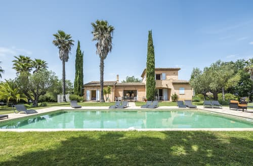 Last Minute Cottages - Vineyard Villa