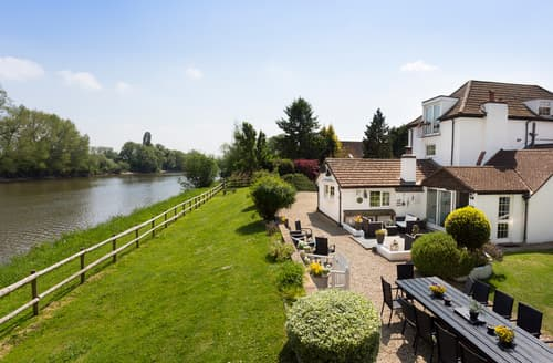 Last Minute Cottages - River Severn Mansion