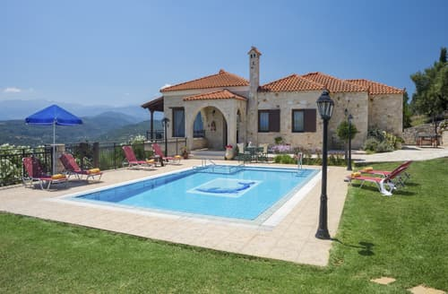 Last Minute Cottages - Villa Polemarchi Iris