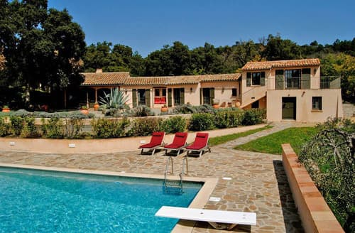 Last Minute Cottages - Lovely La Garde-Freinet Cottage S115329