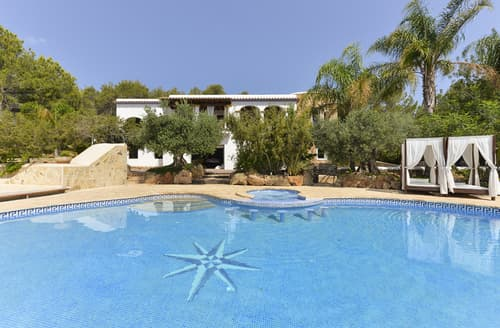 Big Cottages - Tasteful Balearic Islands Cottage S115686