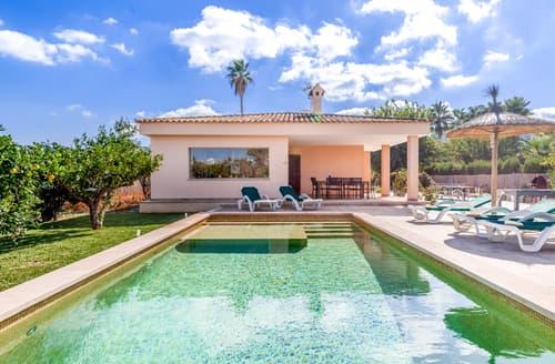 Big Cottages - Gorgeous Alcúdia Cottage S116206