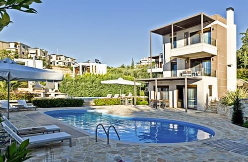 Last Minute Cottages - Villa Paparouna