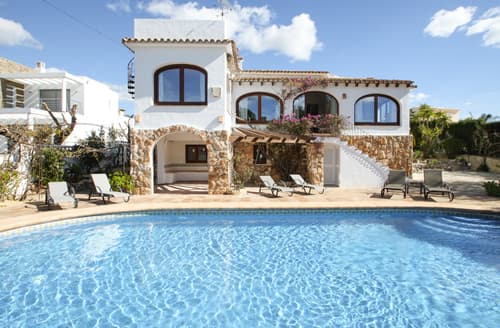 Last Minute Cottages - Delightful Benissa (Alicante) Cottage S116334