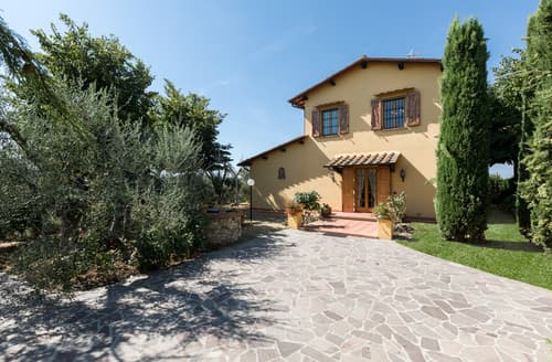 Last Minute Cottages - Captivating Montespertoli (Fi) Cottage S115704