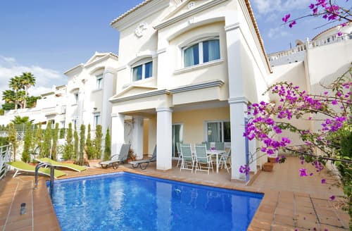 Big Cottages - Delightful Calpe (Alicante) Cottage S116220