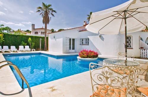 Last Minute Cottages - Excellent L'Ametlla de Mar Cottage S115040