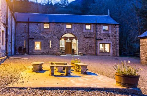Big Cottages - Beautiful Glendaruel Cottage S59546