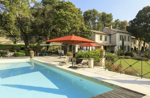 Last Minute Cottages - Delightful Canton Of Tarascon Cottage S116292