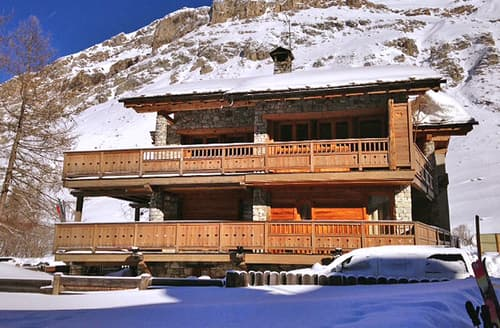 Last Minute Cottages - Charming Val D'isÈre Cottage S114741
