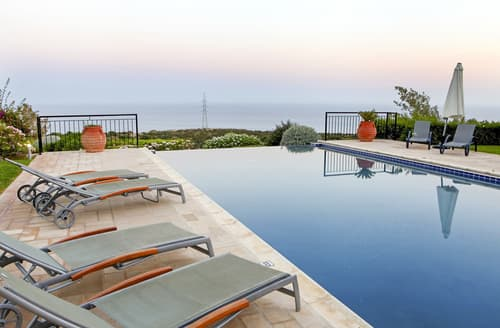 Last Minute Cottages - Villa Cosima
