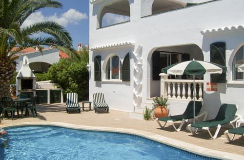 Last Minute Cottages - Villa La Palmera