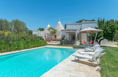 Last Minute Cottages - Trulli La Pietrina