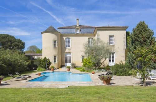 Last Minute Cottages - Chateau De La Soie