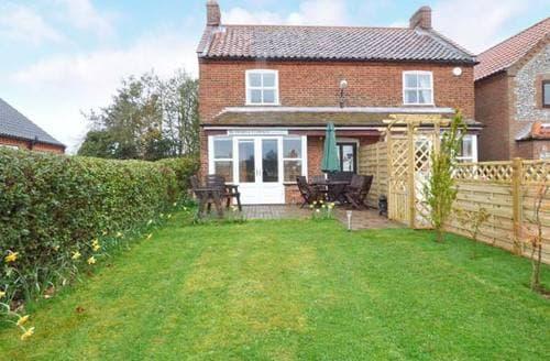 Last Minute Cottages - Charming Norwich Cottage S2928