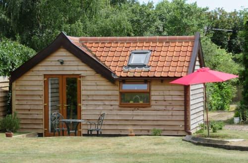 Last Minute Cottages - Captivating  Lodge S83124