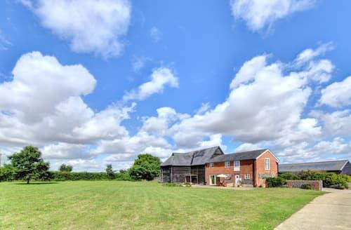 Last Minute Cottages - Rowhedge Farm Cottage, Alpheton