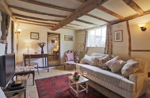 Last Minute Cottages - Inviting Wickham Market Cottage S121642