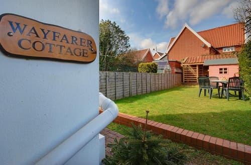 Last Minute Cottages - Wayfarer Cottage
