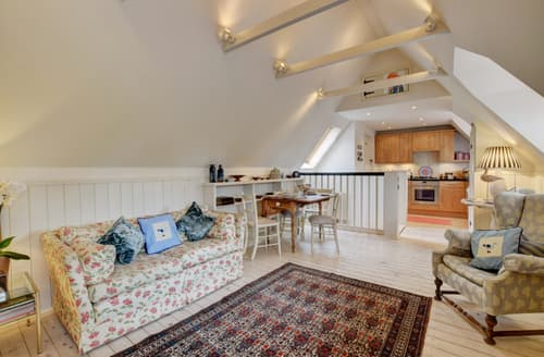 Last Minute Cottages - Orchard Barn, Hadleigh