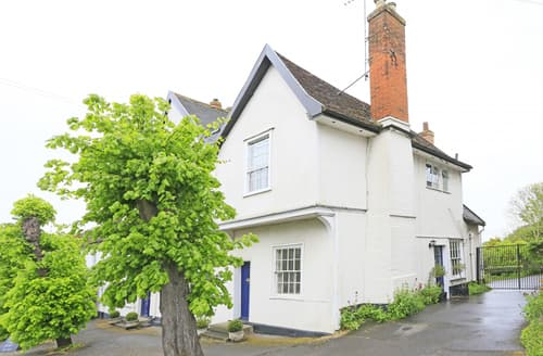 Last Minute Cottages - Exquisite Debenham Cottage S97401
