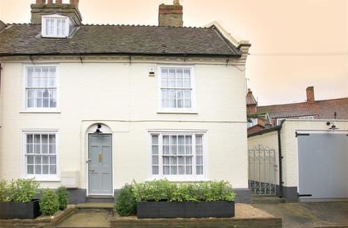 Big Cottages - Superb Woodbridge Cottage S97429
