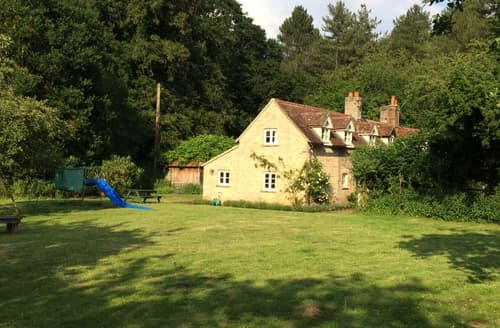 Big Cottages - Splendid  Lodge S97431
