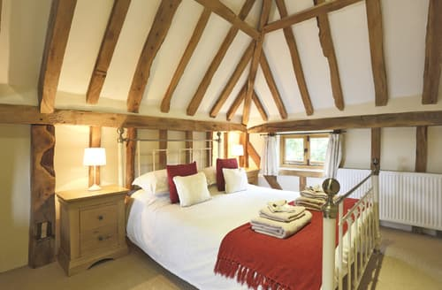 Last Minute Cottages - The Granary, Great Glemham