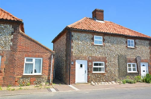 Last Minute Cottages - Luxury South Creake Cottage S37508