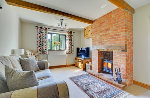 Last Minute Cottages - Brick Kiln Cottage
