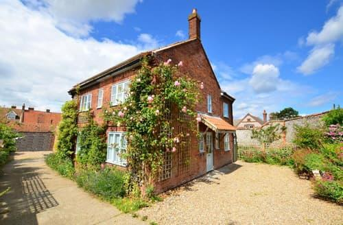 Last Minute Cottages - Excellent Cley Rental S12068