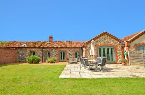Last Minute Cottages - Quaint Larling Rental S11953
