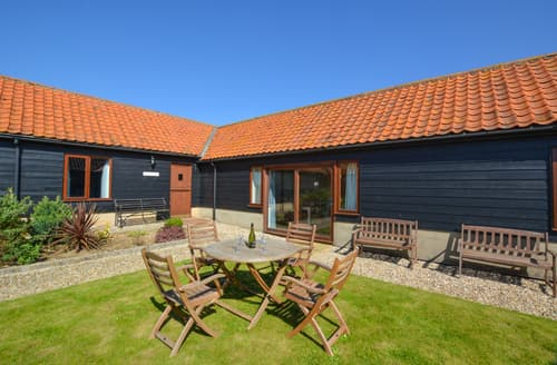 Last Minute Cottages - Attractive Wighton Lodge S98793