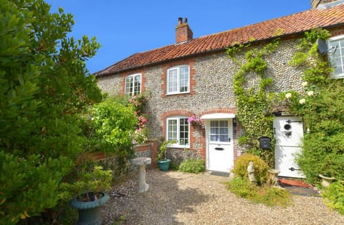 Last Minute Cottages - Luxury Mundesley Rental S11708