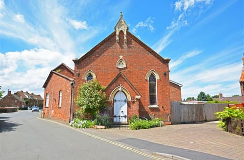 Last Minute Cottages - The Old Methodist Chapel