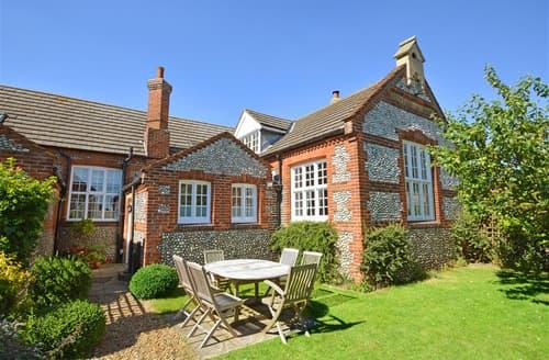 Last Minute Cottages - Superb Cley Cottage S60387