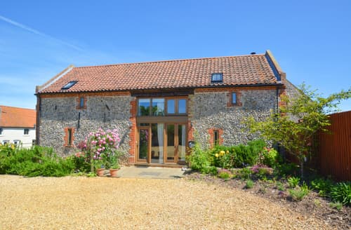 Last Minute Cottages - 2 Westgate Barn