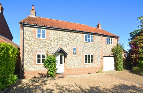 Last Minute Cottages - Exquisite Weybourne Rental S11694