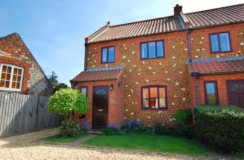 Big Cottages - Tasteful Old Hunstanton Rental S9766
