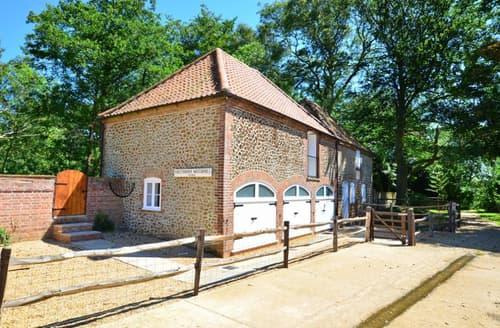 Last Minute Cottages - Snettisham Water Mill