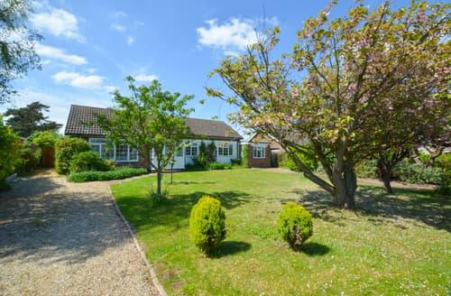 Last Minute Cottages - Excellent Brancaster Staithe Cottage S100995