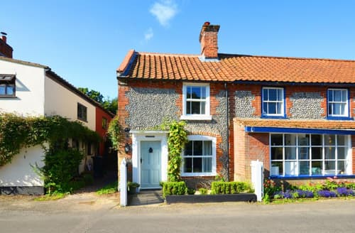 Last Minute Cottages - Excellent Corpusty Rental S11673