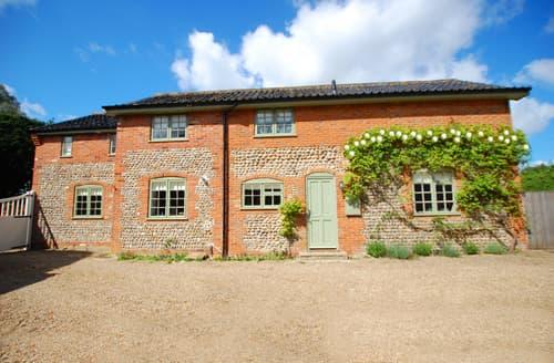 Last Minute Cottages - Knapton Hall Cottage