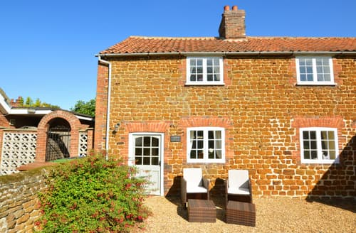 Last Minute Cottages - Superb Snettisham Cottage S86122